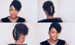 Discover Why Female With Crochet Braids Updo Attracts Many Men