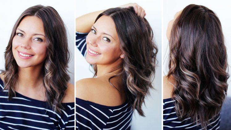 2-Min Easy Updos for Work: Medium & Long Hair
